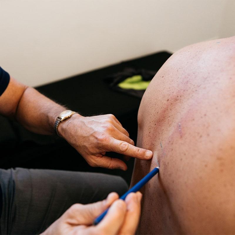 Dr Dave Gonstead Chiropractor Posture