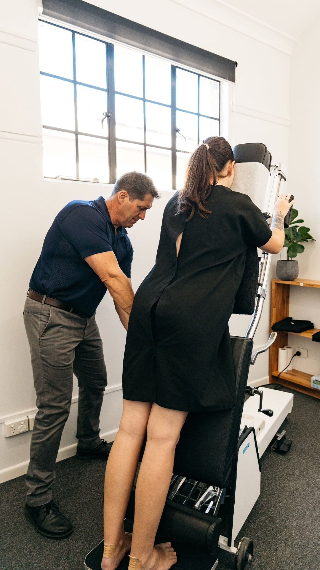 Dr Dave Chiropractic Treatment
